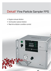 Dekati® FPS: Fine Particle Sampler Brochure
