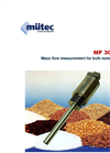 Model MF 3000 - Mass Flow Measurement for Bulk Materials Brochure