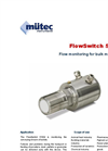 Model FS 510M - Flow Monitoring for Bulk Materials Datasheet