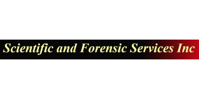Scientific and Forensic Services, Inc.