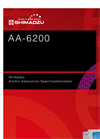 AA-6200 Atomic Absorption Spectrophotometer Brochure