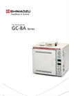 Model GC-8A Series - Gas Chromatograph - Brochure