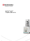Model TGA-50 Series - Thermogravimetric Analyzers - Brochure