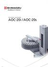 AOC-20i / AOC-20s Auto Injector/Auto Sampler Brochure