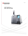 Model GC-2010 Plus - Capillary Gas Chromatograph System - Brochure