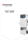 TOC-4200 Online Total Organic Carbon Brochure