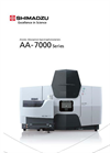 Shimadzu - Model AA-7000 - Atomic Absorption Spectrophotometer - Brochure