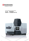 AA-7000 Series Atomic Absorption Spectrophotometer Brochure