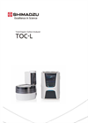 TOC-L Series Laboratory Total Organic Carbon Brochure