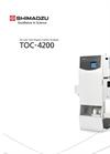 TOC-4200 Online Total Organic Carbon Brochure