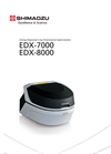 Shimadzu - Model EDX-7000/8000 - Energy Dispersive X-ray Fluorescence Spectrometers - Brochure