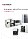 Shimadzu Scientific Instruments - Company Overview Brochure