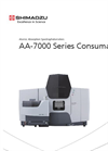 Shimadzu  - Model AA-7000 Series Consumables - Atomic Absorption Spectrophotometer - Catalogue