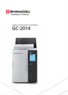 Shimadzu GC-2014 Standard Capillary and Packed Gas Chromatograph Brochure
