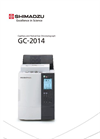Shimadzu - Model GC-2014 - Standard Capillary and Packed Gas Chromatograph - Brochure