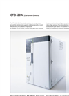 Shimadzu - Model CTO-20A20AC - Liquid Chromatographs - Brochure