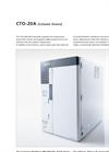 Shimadzu CTO-20A20AC Liquid Chromatographs Brochure