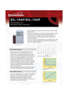 Shimadzu - Model SIL-10AF SIL-10AP - Liquid Chromatographs Autosamplers for HPLC Systems - Brochure