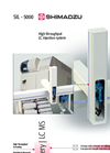Shimadzu - Model SIL 5000 - High Throughput LC Injection System - Brochure