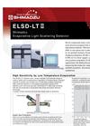 Shimadzu ELSD-LTII Evaporative Light Scattering Detector Brochure
