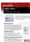 Shimadzu - Model CDD-10AVP - Conductivity Detector for HPLC System - Brochure