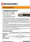 FCV-20 Series Prominence HPLC Flow Control Valves Brochure