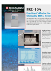 Shimadzu - Model FRC-10A - Liquid Chromatographs Fraction Collector - Brochure
