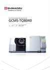 GCMS-TQ8040 Gas Chromatograph Mass Spectrometer Brochure