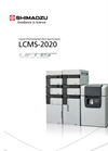 LCMS-2020 Single Quadrupole Liquid Chromatograph Mass Spectrometer (LC/MS) Brochure
