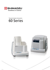 Model DTG-60/60 - Simultaneous Thermogravimetry/Differential Thermal Analyzers Brochure
