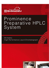 Prominence Preparative High Performance Liquid Chromatograph (HPLC) System Brochure