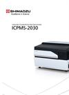 ICPMS-2030 - Inductively Coupled Plasma Mass Spectrometer Brochure