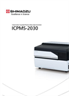 Model ICPMS-2030 - Inductively Coupled Plasma Mass Spectrometer - Brochure