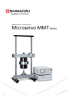 Shimadzu Microservo MMT Series Magnetic Micro Testing Systems Brochure