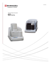 Model DTG-60/60 - Simultaneous Thermogravimetry/Differential Thermal Analyzers - Brochure
