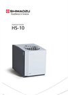 Model HS-10 - Headspace Samplers - Brochure