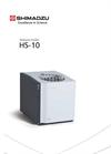 HS-10 Headspace Samplers Brochure