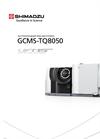 Model GCMS-TQ8050 - Gas Chromatograph Mass Spectrometer - Brochure