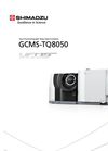 Model GCMS-TQ8050 - Gas Chromatograph Mass Spectrometer - Brochure