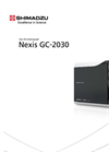 Shimadzu - Model Nexis GC-2030 - Gas Chromatograph - Brochure