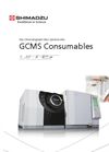 GCMS Consumables - Gas Chromatograph Mass Spectrometer - Brochure