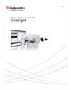 Shimadzu OneSight - Model XRD-6100/7000 - Wide-Range High-Speed Detector - Brochure