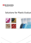 Solutions for Plastic Evaluation - Brochure