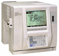 Shimadzu - Model TOC-VCSH - On-Line Total Organic Carbon Analyzer