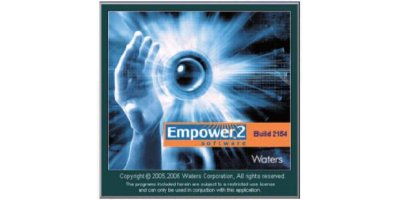 LC Driver Version 2.0 For Waters Empower  - Chromatography Data Software