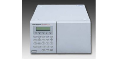 Shimadzu - Model CDD-10Avp - Conductivity Detector for Shimadzu VP Series HPLC System