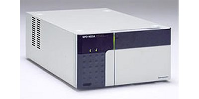 Shimadzu - Model SPD-M20A - High Performance Liquid Chromatography PDA Detector