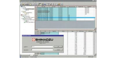 CLASS-Agent - Version Ver.2 - Analytical Instruments Data Management Software