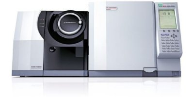 Shimadzu - Model GCMS-TQ8040 - Gas Chromatograph Mass Spectrometer