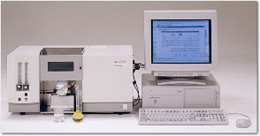 Shimadzu - Model AA-6200 - Atomic Absorption Spectrophotometer